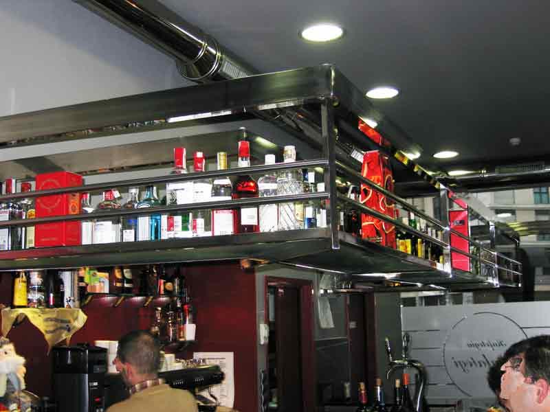 Apalategi Kafetegia Foto Hosfrinor Hostelería Gipuzkoa Donostia San Sebastián
