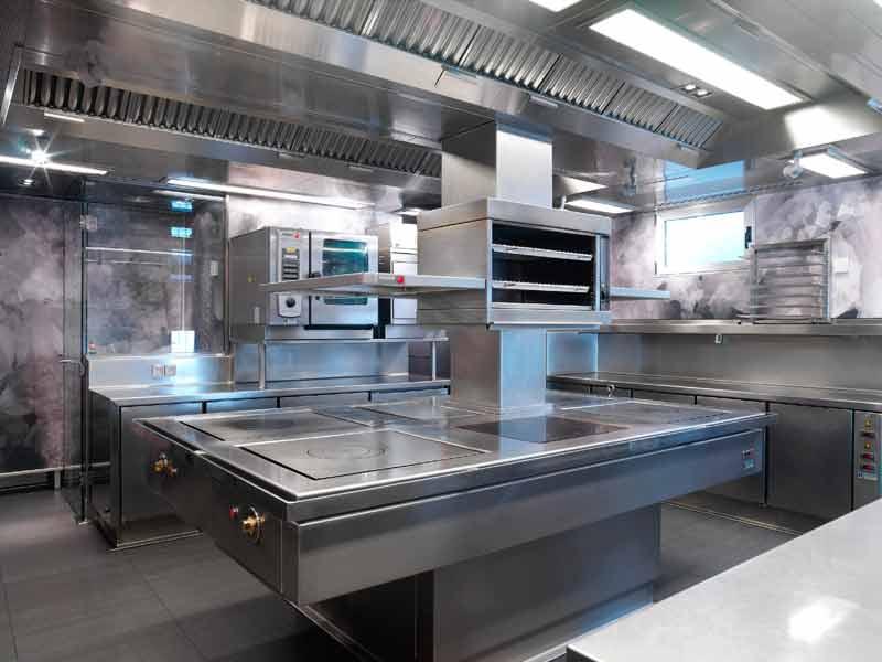 Cocina Hosteleria | Hosfrinor Hosteleria Gipuzkoa Equipamiento Bares Rest Frio