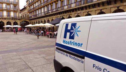 Foto Hosfrinor Hostelería Gipuzkoa Hosfrinor.com Donostia San Sebastián