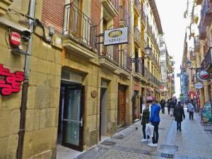 Spot Parte Vieja Donostia San Sebastián