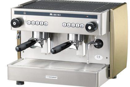MAQUINAS DE CAFÉ EXPRESSO RIMINI