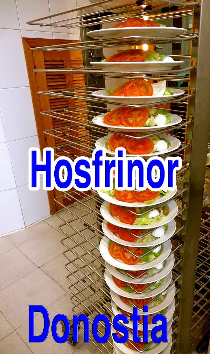 Foto Hosfrinor Hostelería de Gipuzkoa Donostia San Sebastián