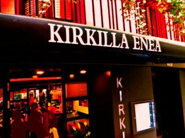 Kirkilla-Enea Jatetxea Zarautz instalado por Hosfrinor