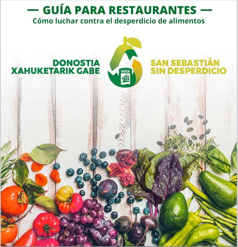 desperdicio, alimentos, restaurantes