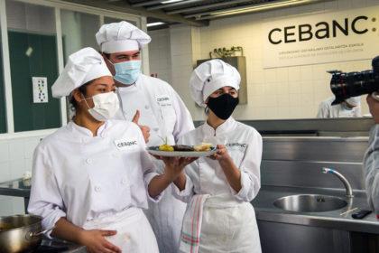 Escuelas de hostelería de FP impulsan el proyecto Gastronomía Solidaria