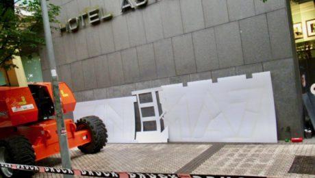 FOTO https://GipuzkoaDigital.com Astoria 7 hotelak izen berriarekin zabalduko ditu ateak bihar: 'Zinema 7'